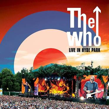 Live In Hyde Park (Blue) (Colv) (Ltd) (Red) (Wht)