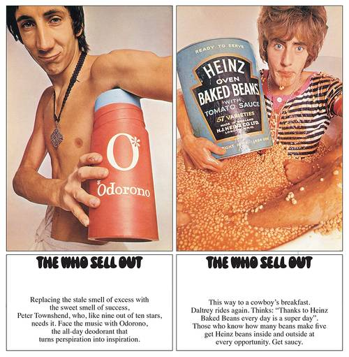 The Who - The Who Sell Out: Deluxe Edition [5 CD + 2 7in Singles Box Set]