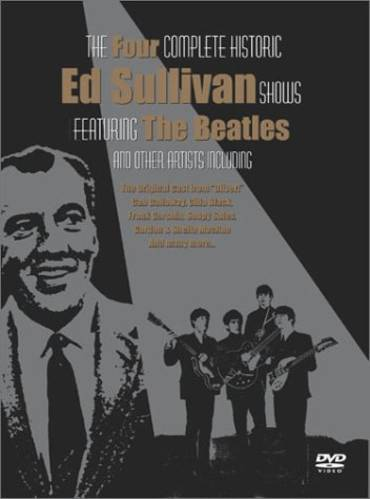 The Four Complete Historic Ed Sullivan Shows Featuring The Beatles [DVD]