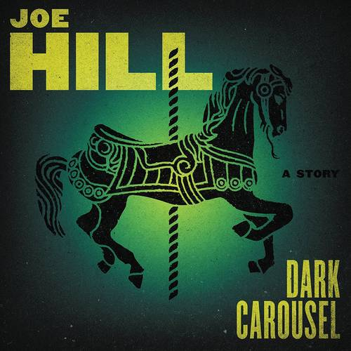 Dark Carousel (Narrated By Nate Corddry) [LP]