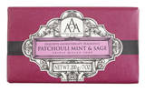 Soap - Patchouli Mint & Sage Soap Bar