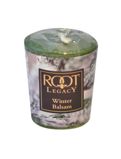 Winter Balsam Votive