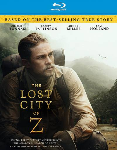 The Lost City Of Z [Movie] - The Lost City Of Z