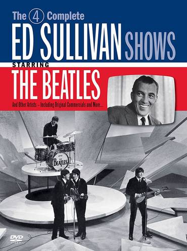 The 4 Complete Ed Sullivan Shows Starring The Beatles [DVD]