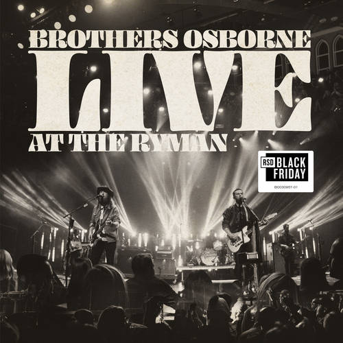Live at the Ryman [RSD BF 2019]
