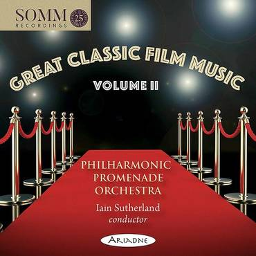 Great Classic Film Music 2 / Various