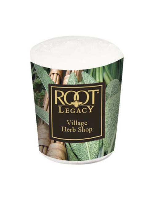 Village Herb Shop Votive