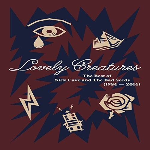 Lovely Creatures: The Best of Nick Cave and The Bad Seeds (1984-2014) [Limited Edition 3CD+DVD+BOOK]