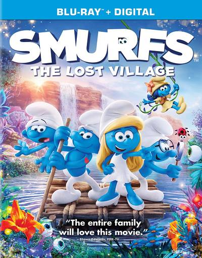 The Smurfs [Movie] - Smurfs: The Lost Village