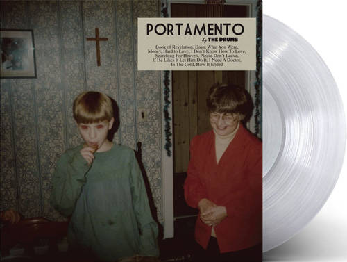 The Drums - Portamento [RSD Essential Indie Colorway Ultra Clear LP]