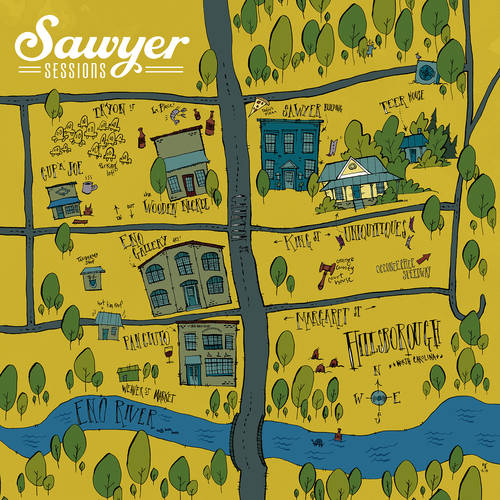 Sawyer Sessions Vol 1