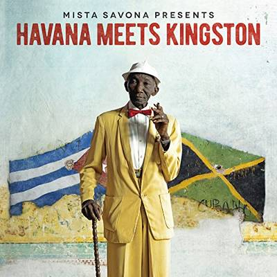 Mista Savona - Havana Meets Kingston [LP]