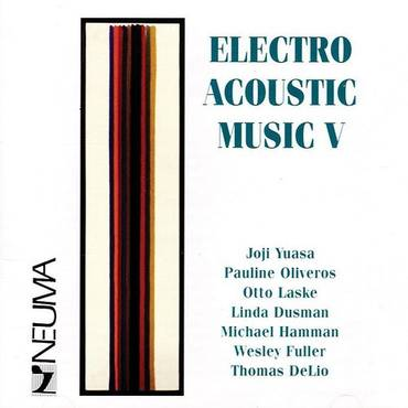 Electro Acoustic Music, Vol. V