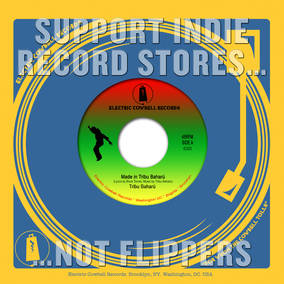 Tribu Baharu's Vinyl Champeta