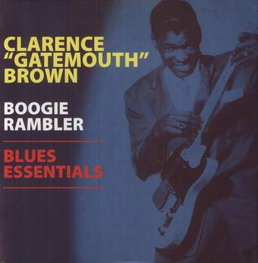 Boogie Rambler-Blues Essentials [LP]