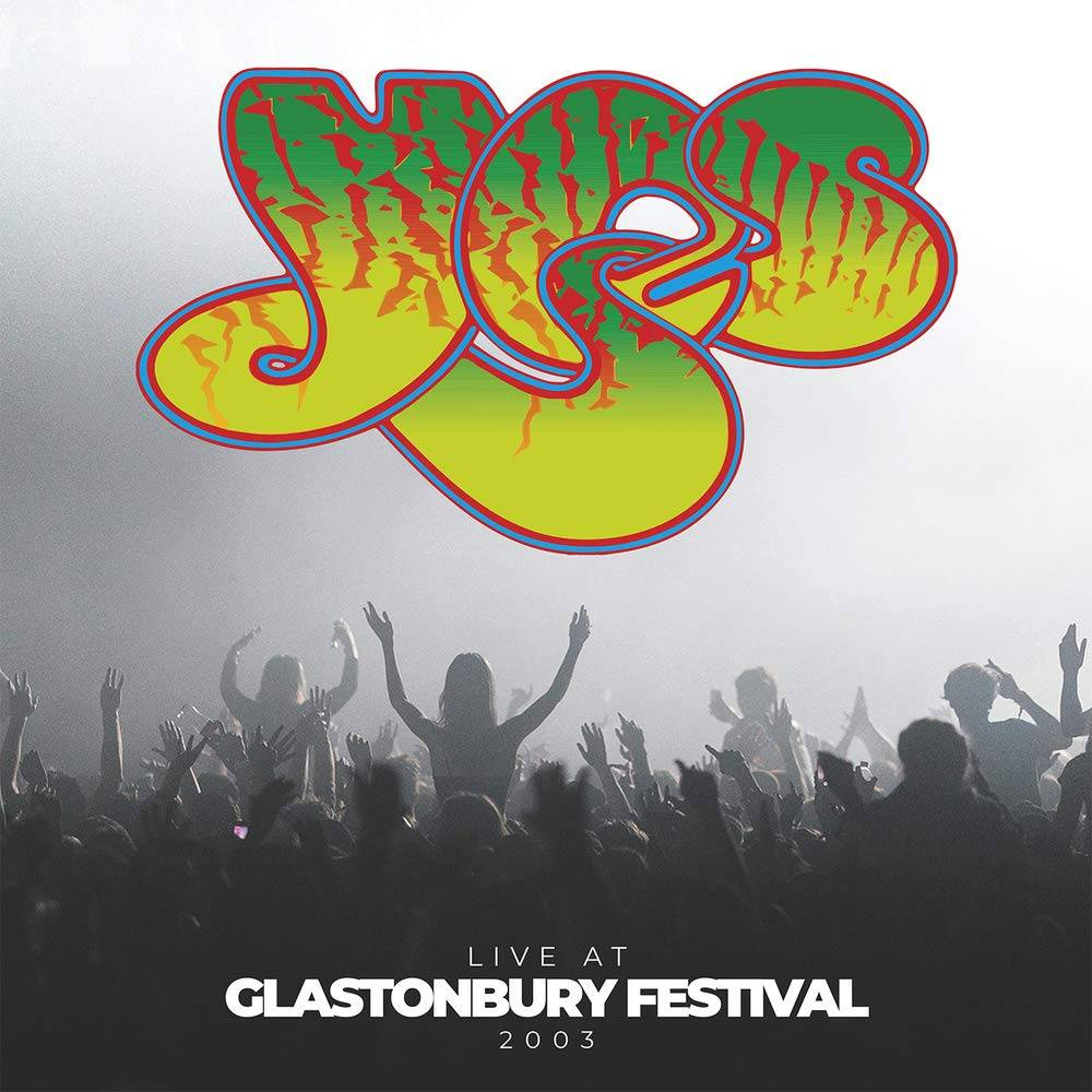 Yes - Live At Glastonbury Festival 2003 [2LP]