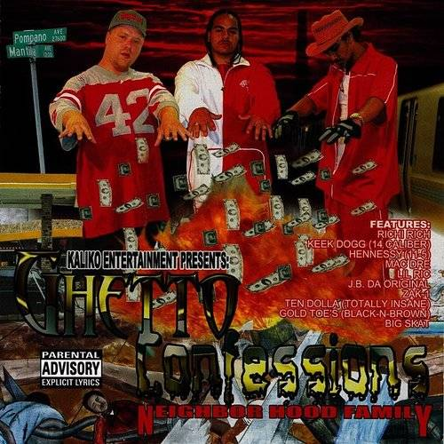 Neighborhood Family - Ghetto Confessions   Down In The Valley