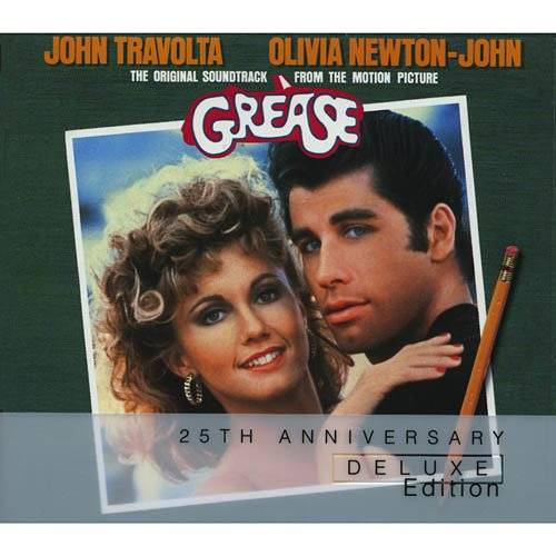 Grease [Deluxe 25th Anniversary Edition Soundtrack]