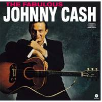 Johnny Cash - The Fabulous Johnny Cash [Import LP]