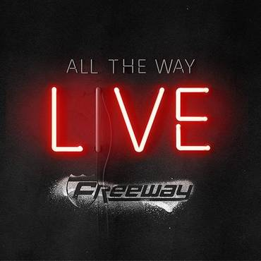 All The Way Live - Single