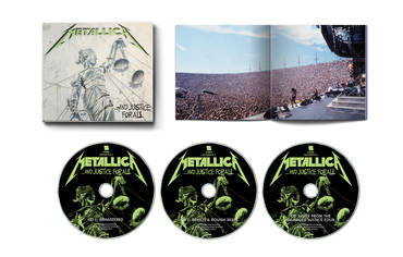 ...And Justice For All: Remastered [3CD]