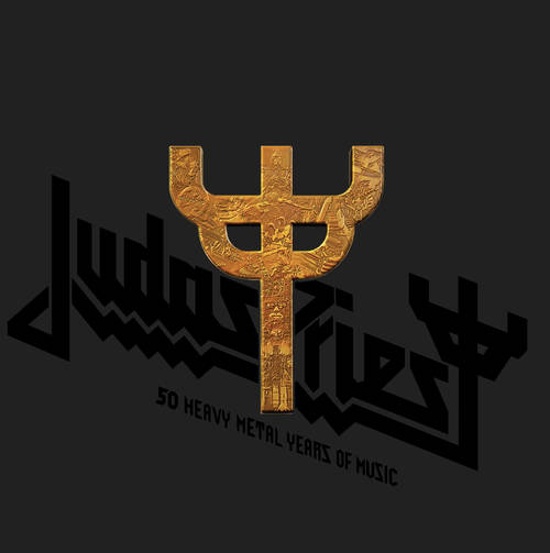 Judas Priest - Reflections - 50 Heavy Metal Years of Music [Red 2LP]