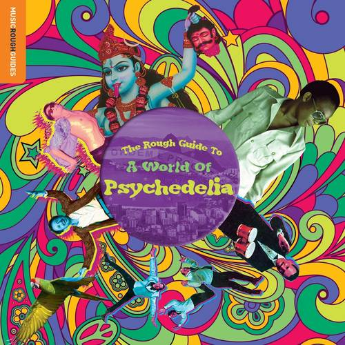 Rough Guide To A World Of Psychedelia [Vinyl]