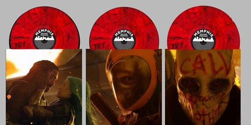 The Unheavenly Creatures [Indie Exclusive Limited Edition 3LP Red Smoke Vinyl]