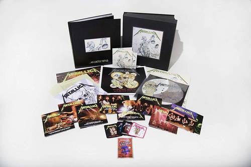 ...And Justice For All: Remastered [Limited Edition Deluxe Box Set]