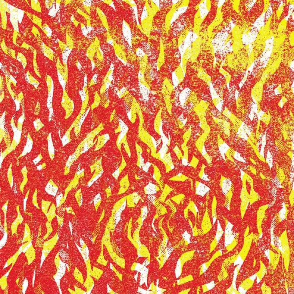 The Bug - Fire [Indie Exclusive Limited Edition Yellow / Red 2LP]
