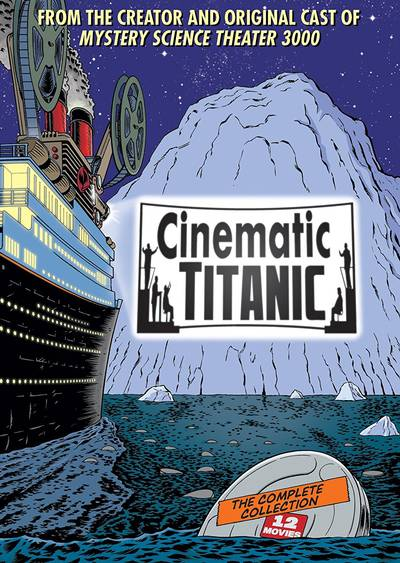 - Cinematic Titanic: The Complete Collection