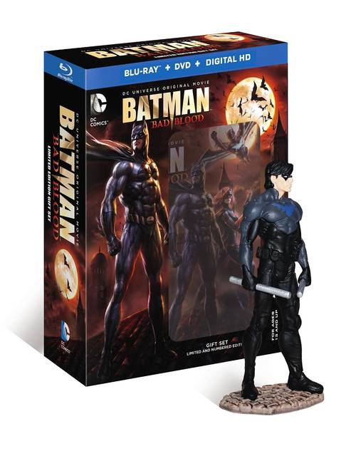 Batman: Bad Blood [Deluxe Edition]