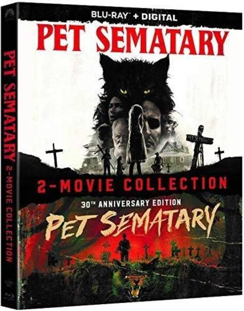 Pet Sematary 2019/1989 (2 Movie Collection)