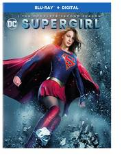 Supergirl [TV Series] - Supergirl: The Complete Second Season