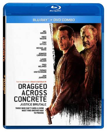 Draged Across Concrete (Justice Brutale) [Import]