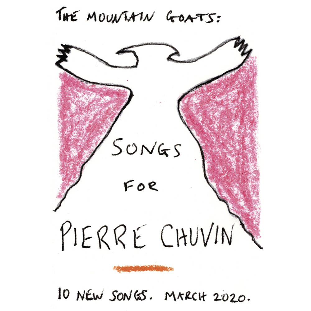 The Mountain Goats - Songs for Pierre Chuvin [LP]