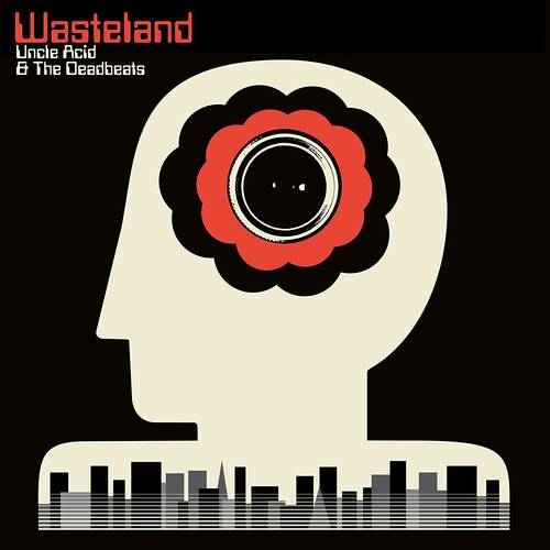 Wasteland [Indie Exclusive Limited Edition Black Sparkle LP with Iron-on Transfer]
