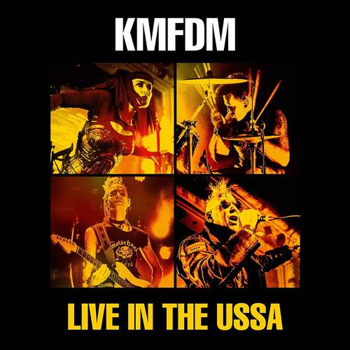 Live In The Ussa [Import]