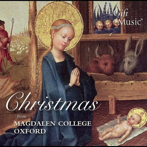 Christmas From Magdalen College Oxford