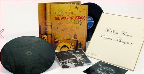Beggars Banquet: 50th Anniversary Edition [2LP+7in]