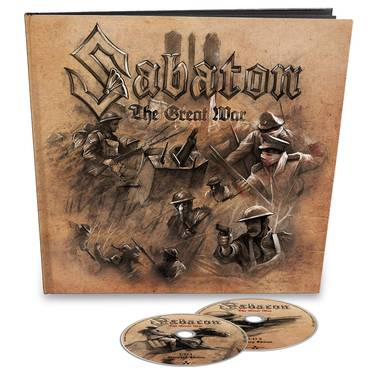 The Great War [Import 2CD w/Book]