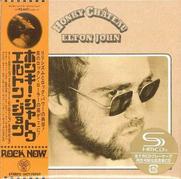 Honky Chateau [Import Limited Edition]