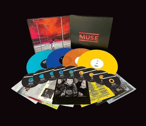 Origin of Muse [Deluxe Box Set]