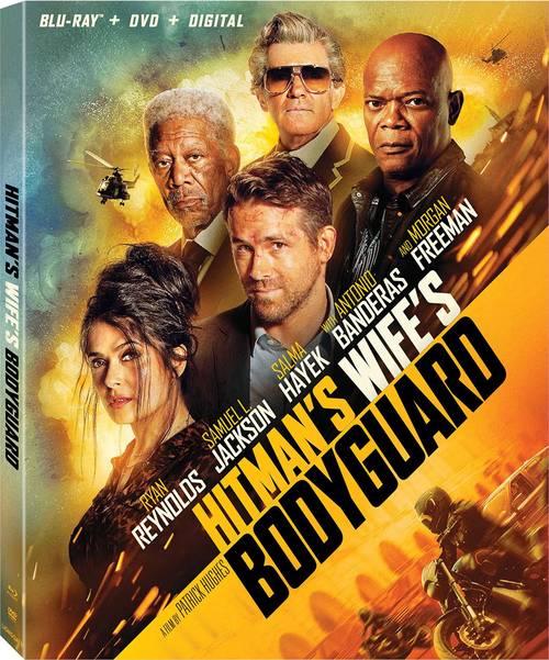 The Hitman's Bodyguard [Movie] - The Hitman's Wife's Bodyguard
