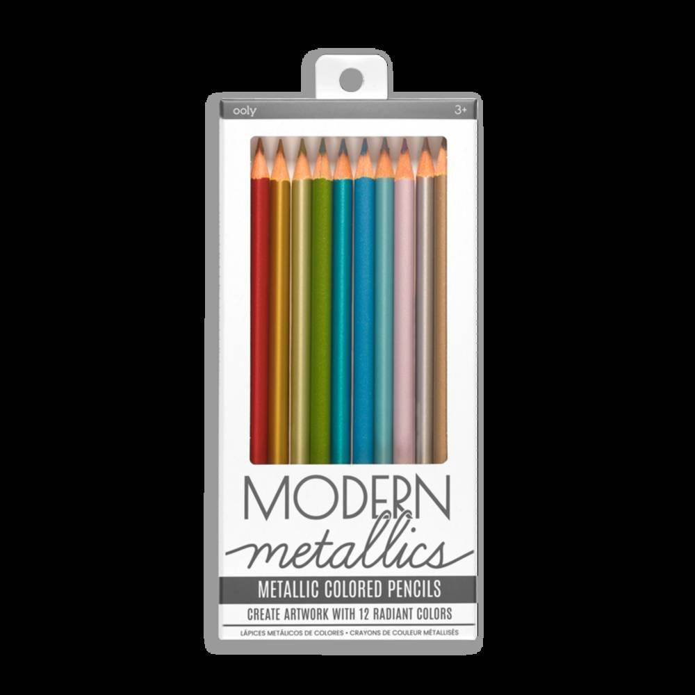 Pencil - Modern Metallics Colored Penci