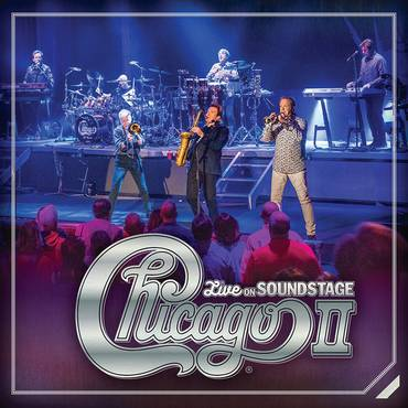 Chicago Ii - Live On Soundstage [CD+DVD]