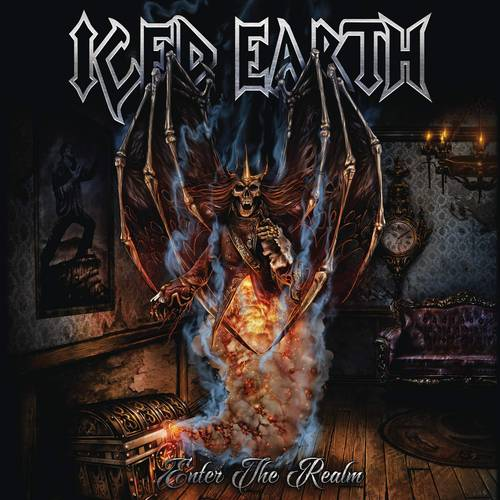 Enter The Realm EP [Import Limited Edition Red Vinyl]