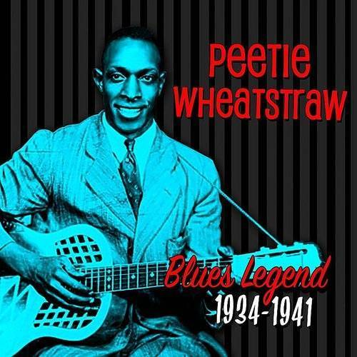 Blues Legend 1934-1941
