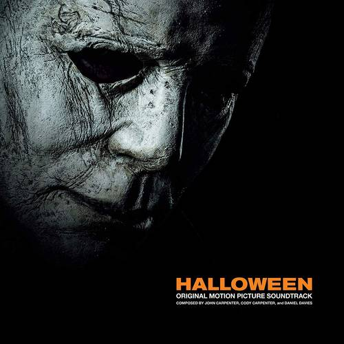 Halloween [2018 Soundtrack Pumpkin Orange LP]