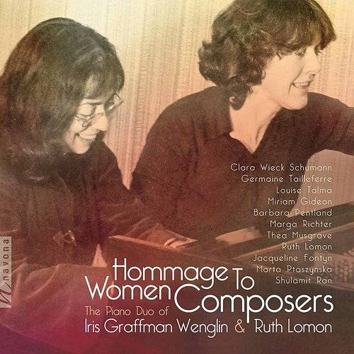 Hommage To Women Composers / Various